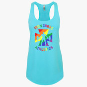 ICA Pride  - 1533 - Next Level The Ideal Racerback Tank 2
